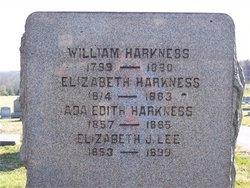 Elizabeth <i>Jones</i> Harkness