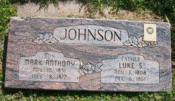 Mark Anthony Johnson