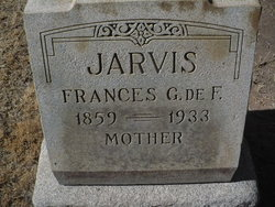 Frances Godfrey <i>Defriez</i> Jarvis