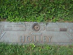 Ada Lee <i>Hysell</i> Holley