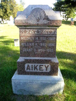 William A Aikey