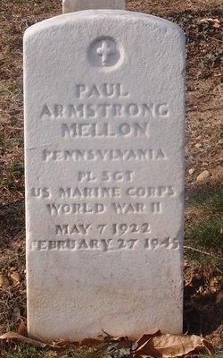 Paul Armstrong Mellon