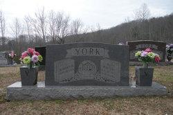 Rev Walter Dash York