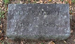 Jess K. Aldrich