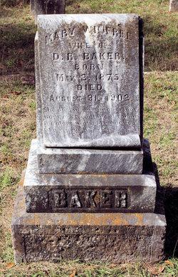 Mary Winfree Baker