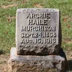 Archie Haile Murchison