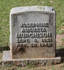 Josephine Augusta <i>Haile</i> Murchison