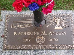 Katherine Mae <i>Pickett</i> Anders