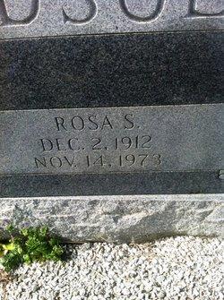 Rosa S. <i>Allen</i> Bledsoe