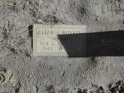Elizabeth Jane <i>Criswell</i> Boykin