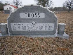 Inez <i>Lummus</i> Cross