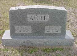 Robert Edgar Acre