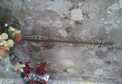 Andrew Morris Love