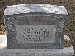 Andrew Ainsworth
