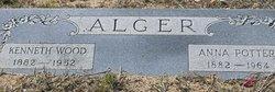 Anna Belle <i>Potter</i> Alger