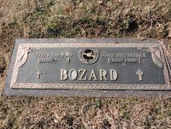 Doris Elizabeth <i>Fitzpatrick</i> Bozard