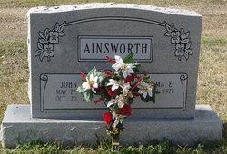 John Gibson Ainsworth