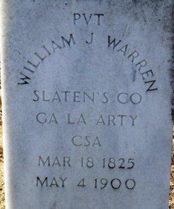 William J Warren