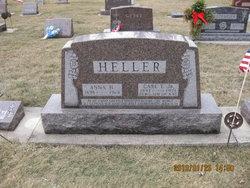 Anna Hedwig <i>Wetzel</i> Heller