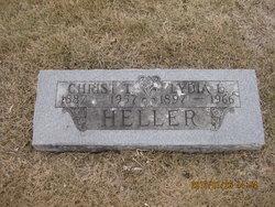 Lydia Emma <i>Kressin</i> Heller