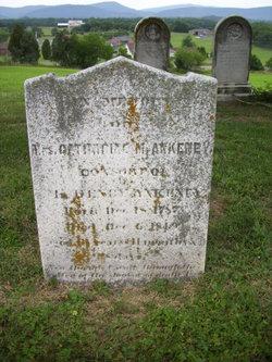 Catharine M. Ankeney