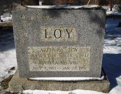 Arthur C Loy