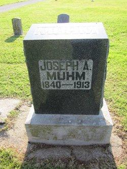Joseph A Muhm