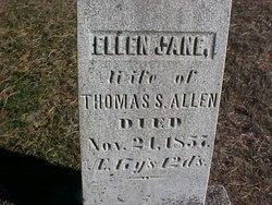 Ellen Jane Allen