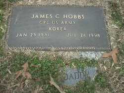 James Claudine Hobbs