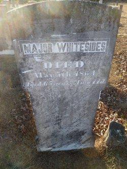 Major Whitesides