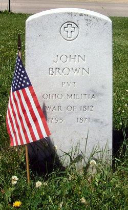 Pvt John Brown