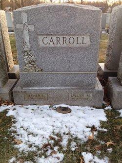 Evelyn M <i>Bermingham</i> Carroll