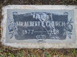 Albert Earl Church
