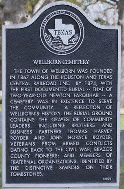Wellborn Cemetery