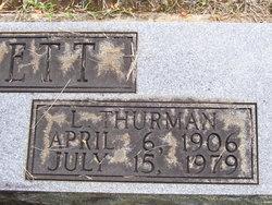 Luther Thurman Kivett