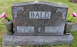 Jeanne Marie Bald