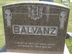 Martha Massow Balvanz