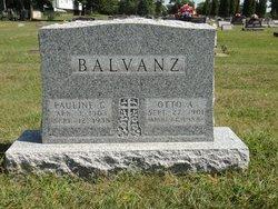 Pauline C. <i>Hanson</i> Balvanz