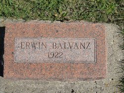 Erwin Balvanz