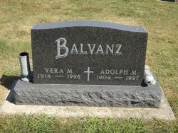 Adolph M Balvanz