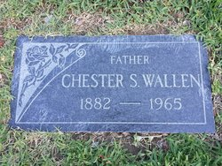 Chester Stanley Wallen