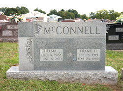 Thelma L <i>Abbitt</i> McConnell