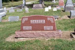 Christina C. <i>Miller</i> Dasher