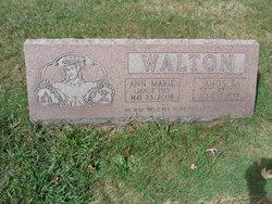 Ann Marie Walton