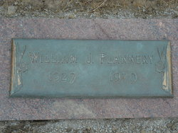William John Bill Flannery