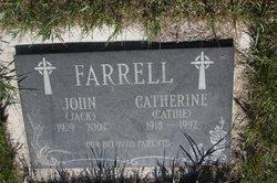 Catherine Crawford Hamilton Cathie <i>Logan</i> Farrell