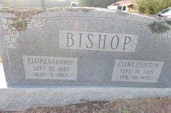 Clint Clifton Bishop