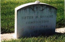 Sr. Mary Rosaire Constantino