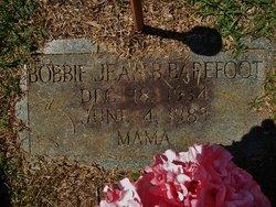 Bobbie Jean Barefoot