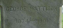 George Mattison